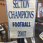 2007 Football Sections