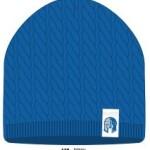 blue beanie